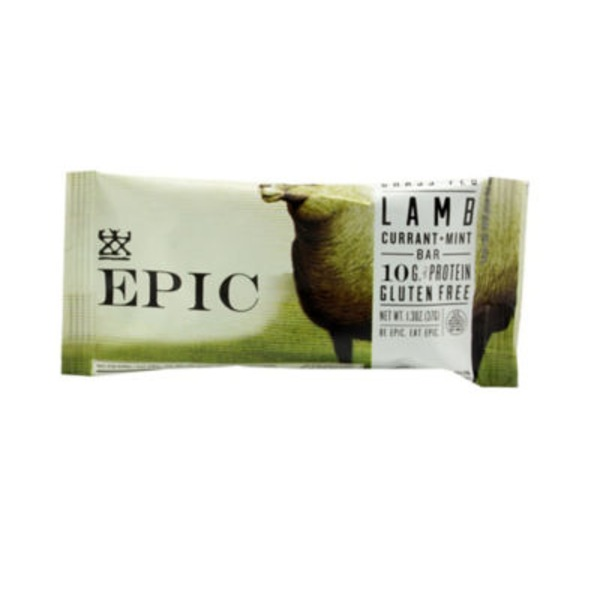 Epic Currant + Mint Lamb Bar