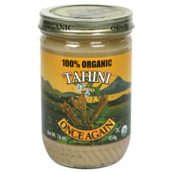 Once Again Organic Tahini