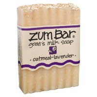 Zum Bar Oatmeal-Lavender Goat's Milk Soap