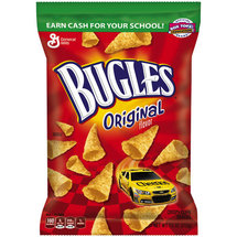 Bugles Original Flavor Crispy Corn Snacks