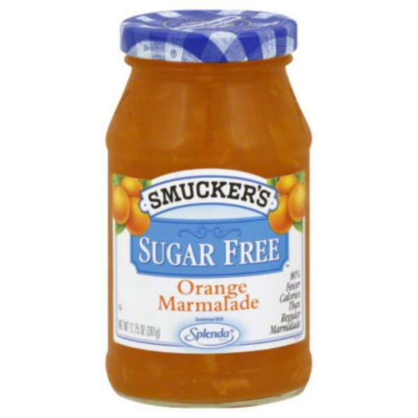 Smucker's Orange Marmalade Sugar Free