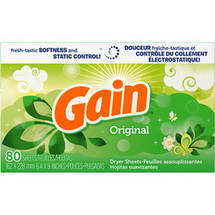 Gain Original Fresh Fabric Softener