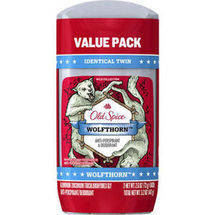 Old Spice Wild Collection Wolfthorn Invisible Solid Anti-Perspirant & Deodorant