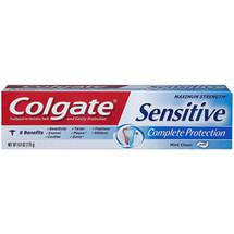 Colgate Sensitive Complete Protection Whitening Toothpaste