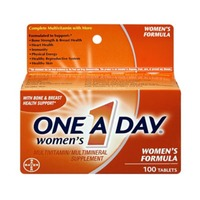 One A Day Women's Tablets Multivitamin/Multimineral Supplement