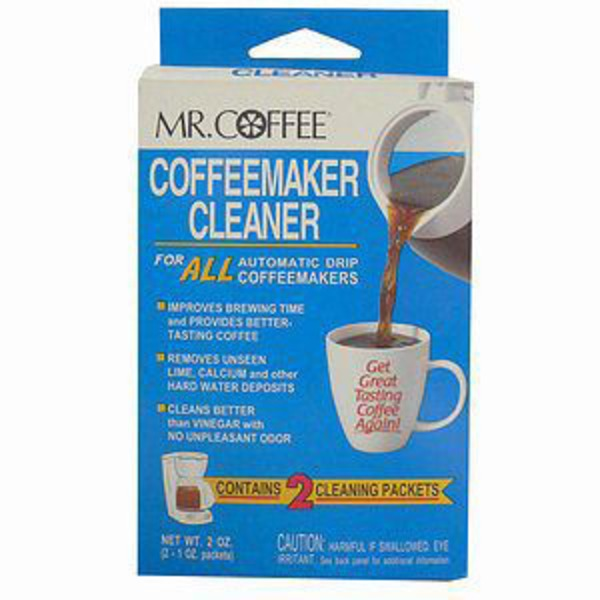 Mr. Coffee Coffee Maker Cleaner