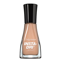 Sally Hansen Insta-Dri Fast Dry Nail Color In Nude-tral