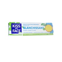 Kiss My Face Toothpaste, Fluoride Free, Whitening, Cool Mint Gel