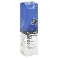 Derma E Hydrating Mist, with Hyaluronic Acid, Dry/Normal