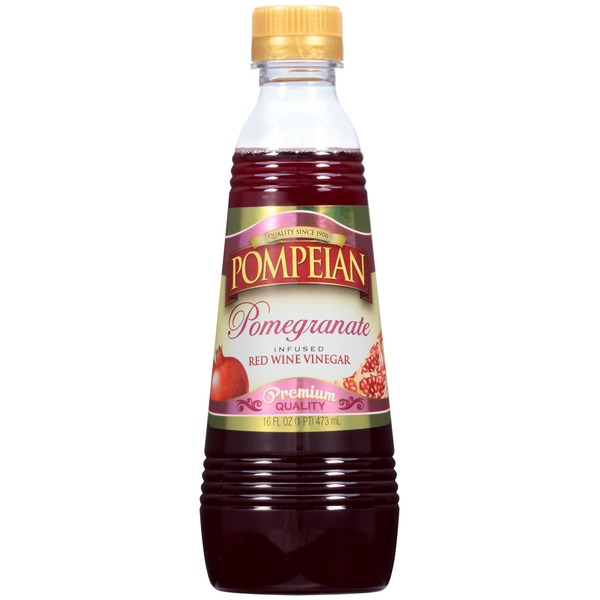 Pompeian Pomegranate Infused Red Wine Vinegar