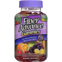 Fiber Advance Gummies Fiber Supplement