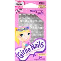 Little Fing'rs Stick On Nails Girlie Nails