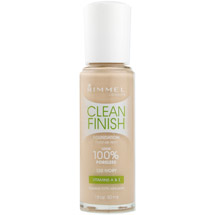 Rimmel Clean Finish Foundation Ivory