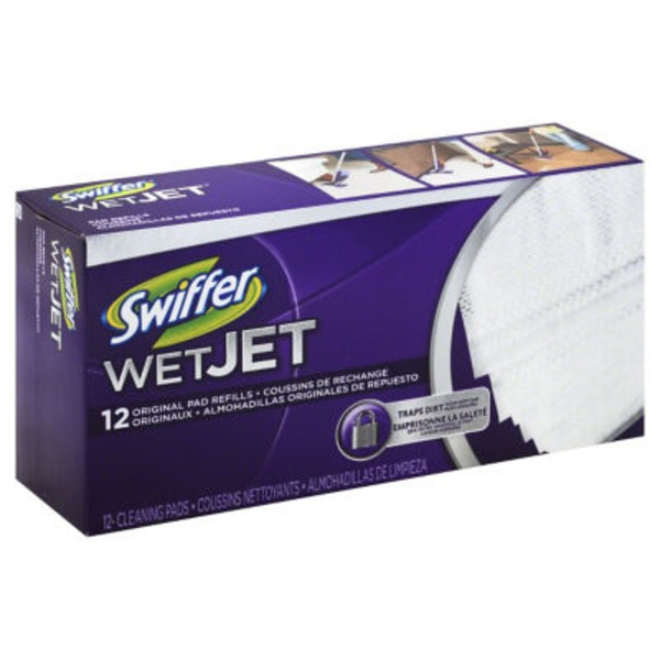 Swiffer WetJet Mopping Pads