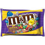 M&M'S Dark Chocolate Peanut Chocolate Candies