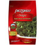 Pictsweet Deluxe Baby Broccoli Florets