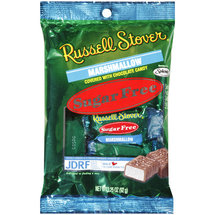 Russell Stover Marshmallow Chocolate Candy