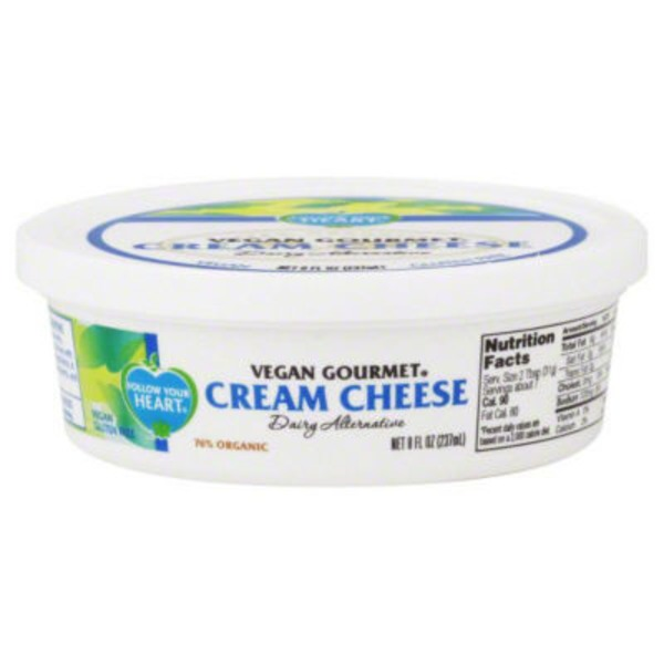 Follow Your Heart Cream Cheese, Dairy Alternative