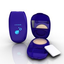 CoverGirl Smoothers AquaSmooth Foundation Compact Creamy Natural 720