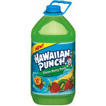 Hawaiian Punch Green Berry Rush Fruit Punch