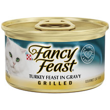 Fancy Feast Grilled Turkey Feast In Gravy Cat Food