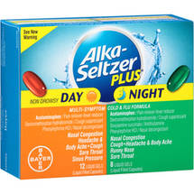 Alka-Seltzer Plus Day& Night Cold Formula