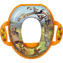 The First Years Dreamworks Madagascar Potty Ring