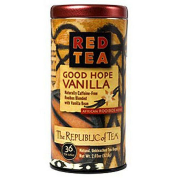 The Republic of Tea Good Hope Vanilla Red Tea