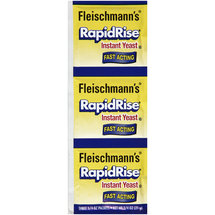 Fleischmann's Rapid Rise Highly Active Yeast