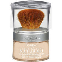 L'Oreal Paris True Match Naturale Mineral Foundation Light Ivory