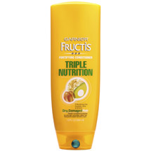 Garnier Fructis Triple Nutrition Conditioner for Dry Damaged Hair