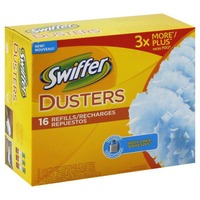 Swiffer 180 Dusters Refills Unscented 16 Count Surface Care