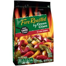 Fire Roasted by Green Giant Tri-Color Peppers