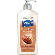Suave Cocoa Butter With Shea Skin Therapy Moisturizer
