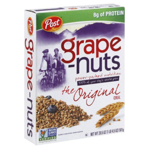 Grape-Nuts Post Grape-Nuts Cereal