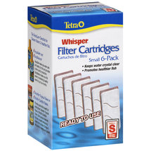 Tetra Whisper Small Filter Cartridges