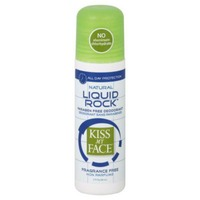 Kiss My Face Liquid Rock Deodorant Fragrance Free