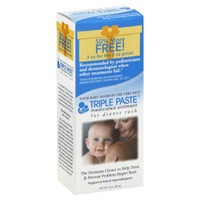 Triple Paste Ointment, Medicated, Triple Paste, for Diaper Rash