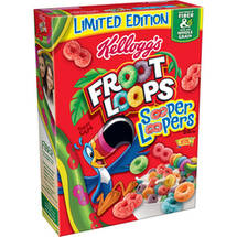 Froot Loops Family Size Multi-Grain Cereal
