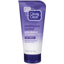 Clean & Clear(R) Continuous Control(R) Acne Cleanser Cleansers