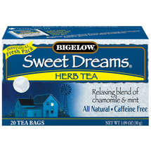 Bigelow Caffeine Free Sweet Dreams Herbal Tea Bags