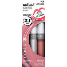 CoverGirl Outlast Lip Color Cherry Cordial 575