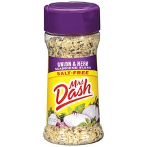 Mrs. Dash Onion & Herb Salt-Free Seasoning Blend