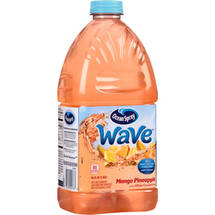 Ocean Spray Wave Mango Pineapple with White Cranberries Juice Drink