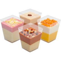 Looka Patisserie Assorted Mousse Cups
