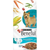 Beneful Dry Dog Food IncrediBites