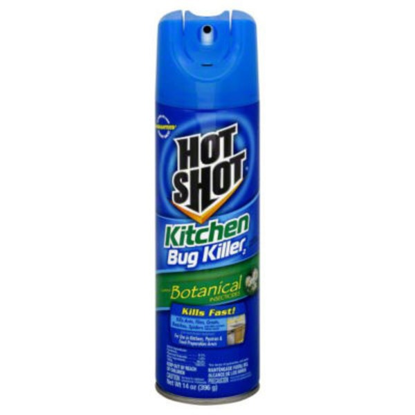 Hot Shot Kitchen Bug Killer 2 Botanical