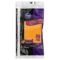 Kroger Colby Deli Sliced Cheese