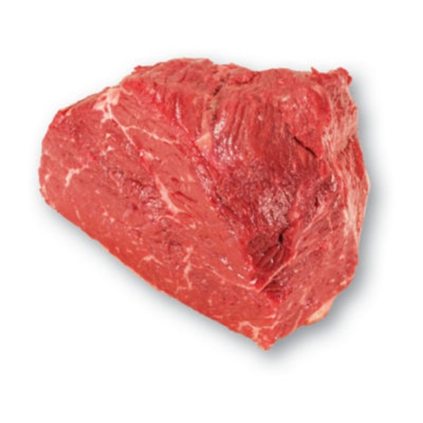 H-E-B Usda Select Boneless Beef Bottom Round Rump Roast