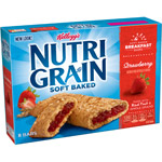 Kellogg's Nutri-Grain Strawberry Cereal Bars 8 Ct/10.4 Oz